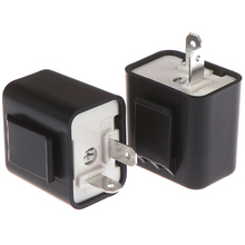 Led-Flasher Relay Motorbike-Accessory Motorcycle-Turn-Signal Blinker 12V Frequency Adjustable