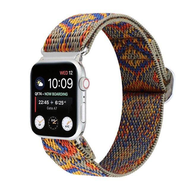 Ремешок нейлоновый для Apple Watch Band