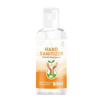 50ml Disposable Hand Sanitizer Comprehensive Cleansing Hand Sanitizer For Body Hand