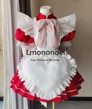 Tokyo Mew Mew Ichigo Momomiya Minto Aizawa Retasu Midorikawa Bu Ling Huang Zakuro Fujiwara maid Cosplay Costume