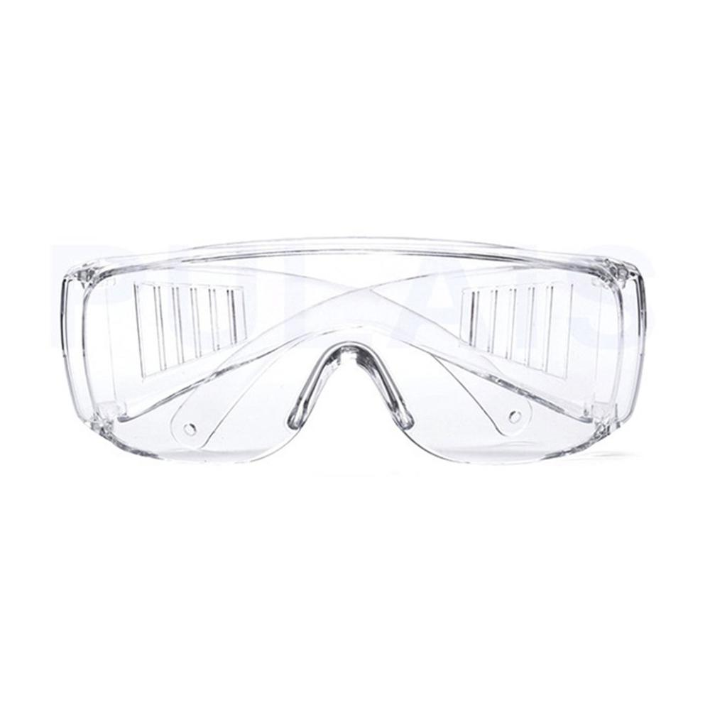Safety Glasses Lab Eye Protection Medical Protective Eyewear Clear Lens Workplace Safety Goggles Anti-dust Supplies