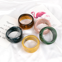 New Design Resin Cuff Charms Bracelets Bangles for Women Tre