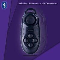 Mini PC VR Gamepad Bluetooth V4.0 Maniglia Senza Fili Del Gioco Remote Controller Pad Gamepad Per I Telefoni Android IOS Joystick Per VR PC