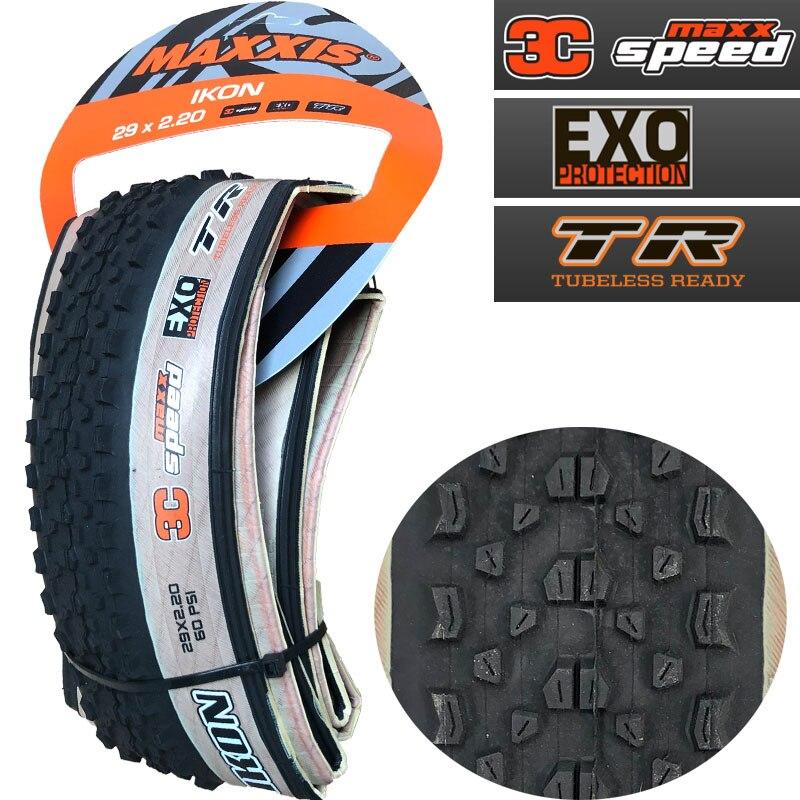 MAXXIS IKON(M319RU) Складная шина для велосипеда MTB 26/27.5/29x2.2