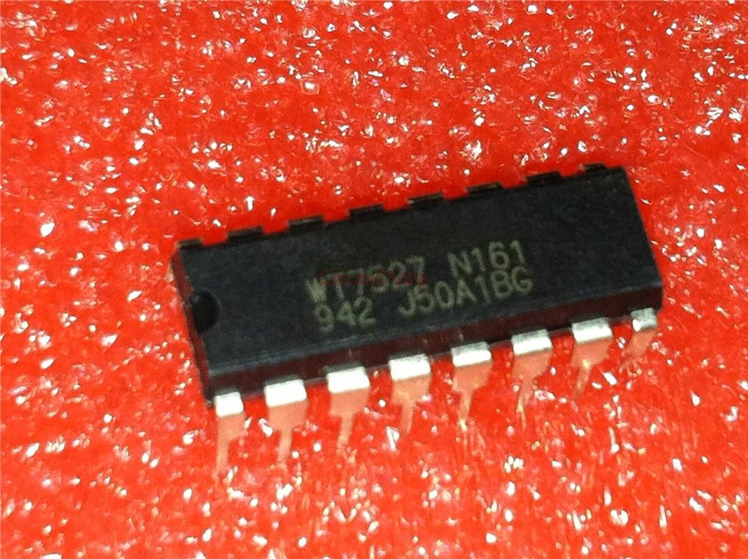 5pcs/lot WT7527S WT7527 DIP-16 In Stock
