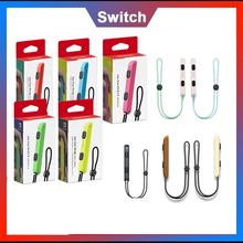 20Pcs Wrist Strap Band Voor Nintendo Switch Ns Nx Joycon Controller Draagbare Hand Touw Lanyard Laptop Video Games Accessoires