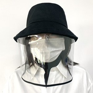 LANMREM 2020 New Spring And Summer PVC Wind Proof Sun Protection Hat Female Cap WK65701