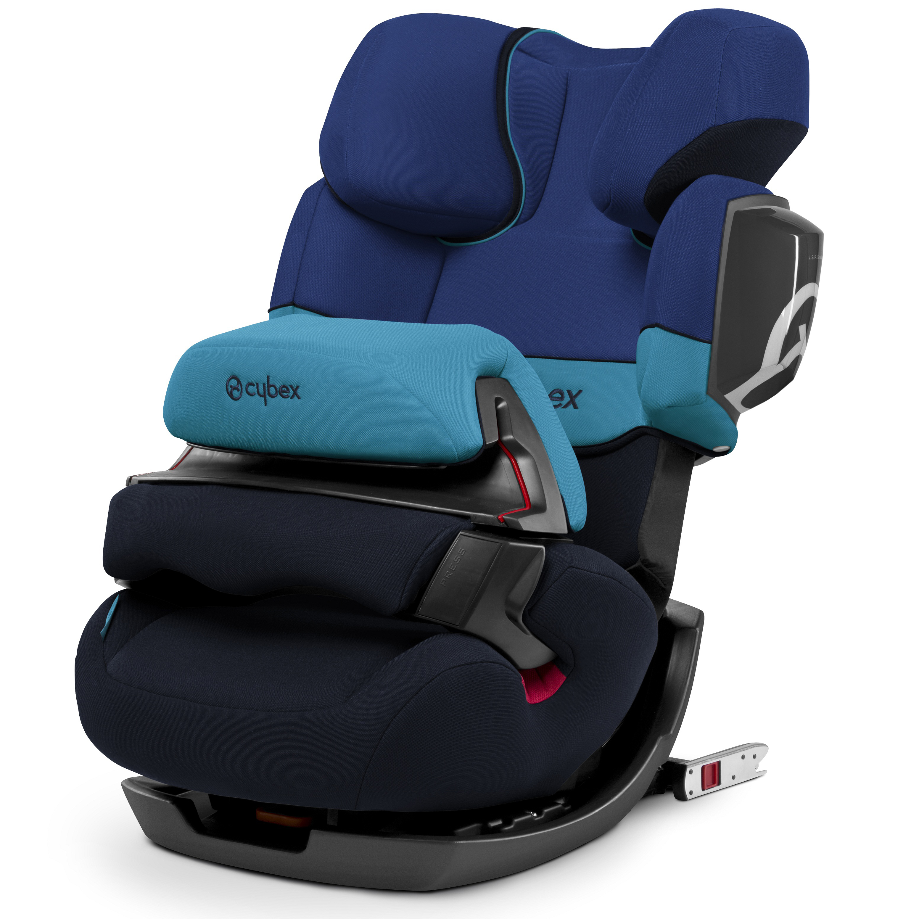 Child Car Safety Seats Cybex 515111002 for girls and boys Baby seat Kids Children chair autocradle booster  Blue