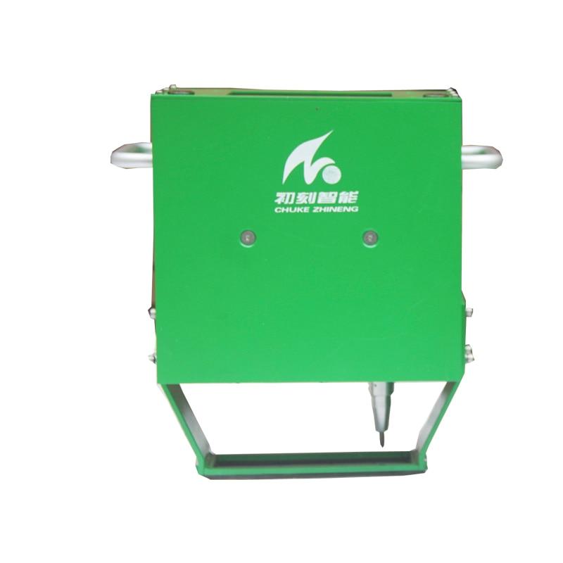 Metal Cnc Machine Thorx6 Thorx7 Low Cost Pneumatic Marking Machine