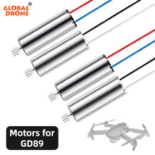 Original Motors for GD89 GW89 CW CCW RC Drone Quadcopter Parts(China)