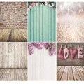 Виниловые фото фоны на заказ кирпичная стена и тема пола фото студия фон
