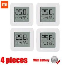 100% Nieuwste Xiaomi Mijia Bluetooth Thermometer 2 Draadloze Smart Elektrische Digitale Hygrometer Thermometer