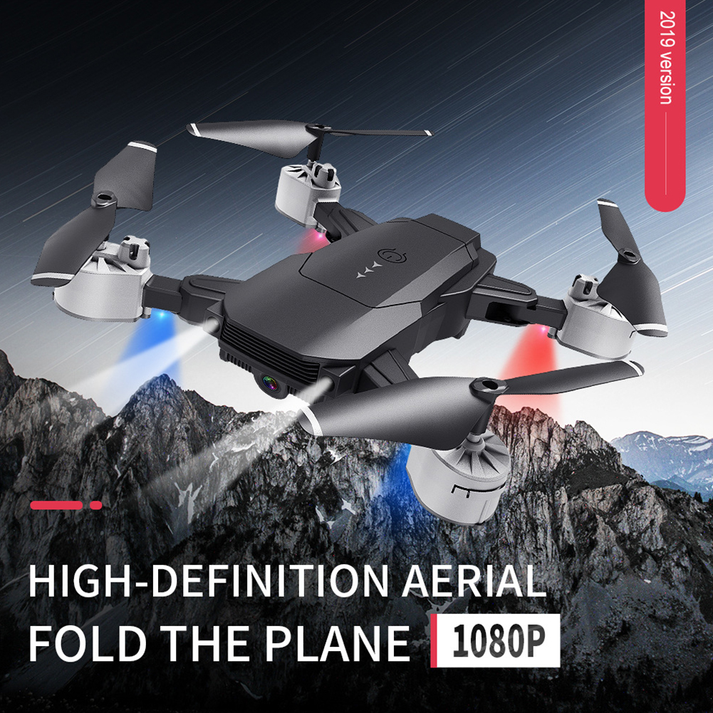 lowest price Headless Mode VR Visual RC Drone WIFI FPV Helicopters Selfie Gift Foldable Quadcopter APP Control Aerial HD Camera 720p 1080p