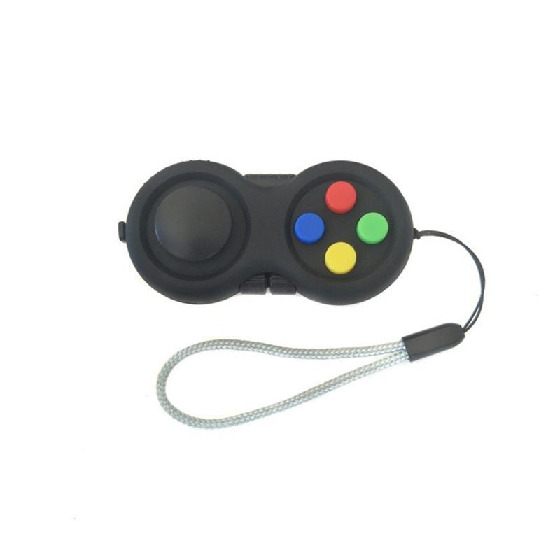 Toy Fidget-Pad Stress Office Adults for Children Kids Relief Squeeze-Fun Handle Interactive-Toy img5