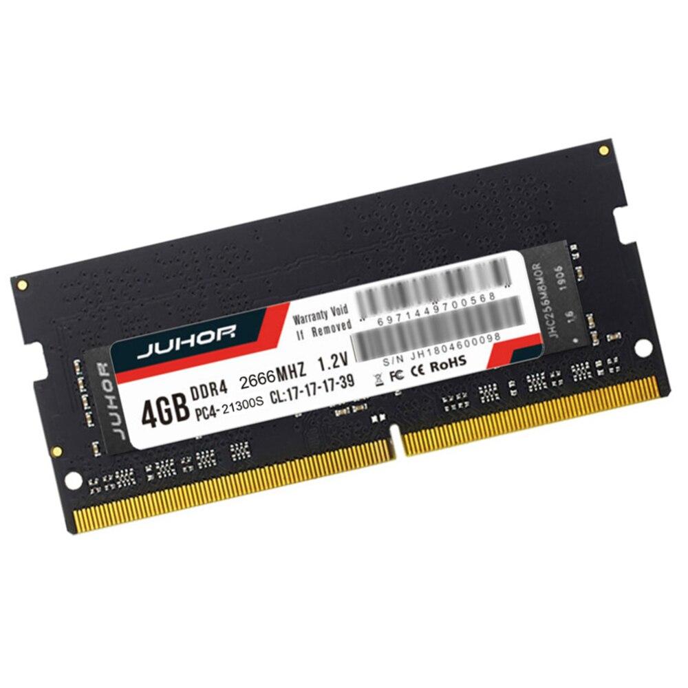 2019 nova venda DDR4 4GB DDR4-2666MHz PC4-21300 SODIMM Memória RAM Notebook Laptop 260 Pinos 1.2V
