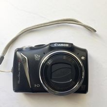 USED CANON Digital CAMERA POWERSHOT SX130 IS 12.1MP