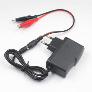 7.2V 1A Lead Acid Battery Charger For Car Scooter Motorcycle 6V