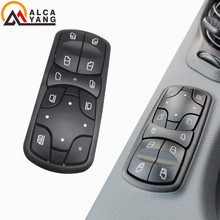 Control-Switch Actros Mercedes-Benz for MPII 9438200097/Ultra/Durable Window-Lifter Professional-Spare-Parts