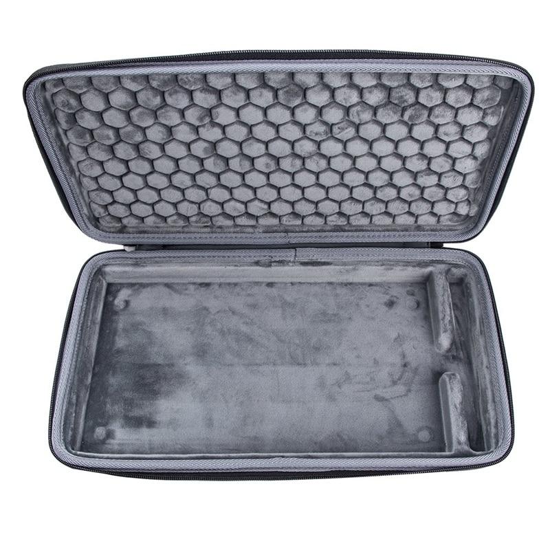 Hard Case For Akai Professional Fire Or MPK Mini MKII Or MPK Mini Play Keyboard - Storage Travel Carrying Protective Bag