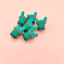 цены 4 Points Male Screw Plug Inner Hexagon With Screw Plug Small Wrench Quick-screw Tape Sealing Ring Outer Tube Plug
