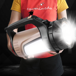 High Quality XHP70.2 Powerful Led Flashlight Torch Power Bank 8800mah Built in 4pcs 18650 Rechargeable Battery Camping Lantern