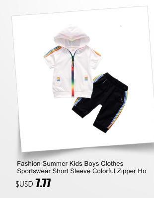 Verão do bebê meninas meninos roupas da