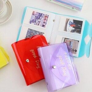 Image 4 - 64 tasche Mini Instant Photo Album di Foto di Caso per Fujifilm Instax Film 7C 7S 8 9 25 50s 70 90