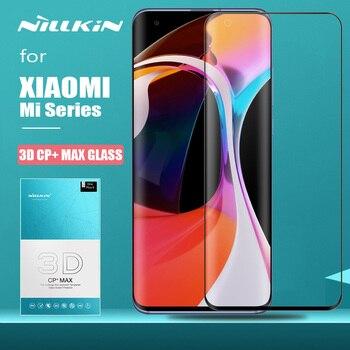 for Xiaomi Mi Note 10 Pro 9 8 Glass Nillkin CP+ Max Full Cover 3D HD Tempered Glass Screen Protector for Xiaomi Mi 10 CC9 Pro 9