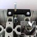 Замена клапана компрессора инструмент оборудование пружина VTEC головки цилиндров