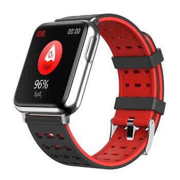 Leic V5 Smart Wrist Bands Fitness Health Sports Bracelet Heart Rate Monitor Blood Pressure Traacker Waterproof Pedometer Watch