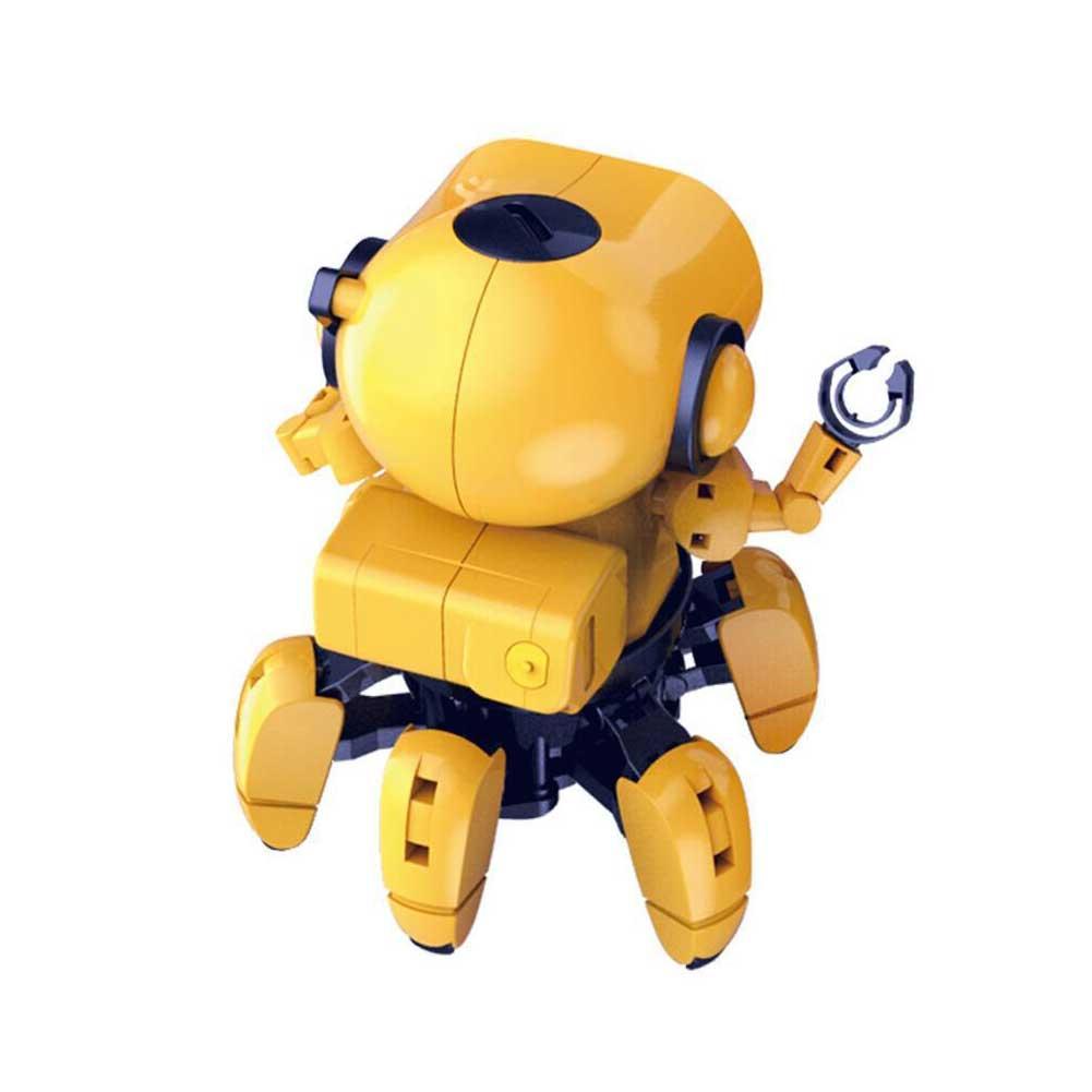 AI Robot inteligente DIY conjunto de ensamblaje de modelo de educación para niños caminar hablar Robot de juguete Robot de juego interactivo para niños - 3