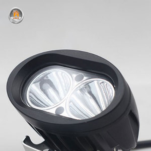 Image 3 - 2Pcs 20W LED Headlights LED Work Light Spotlight 6000K LED Driving Fog Lamp Offroad Car Truck Motorcycle Tractor 12V 24V
