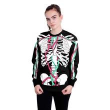 halloween pumpkin clothes print pullovers korean hoodie streetwear 2019 sweatshirt  womens clothing casual girls