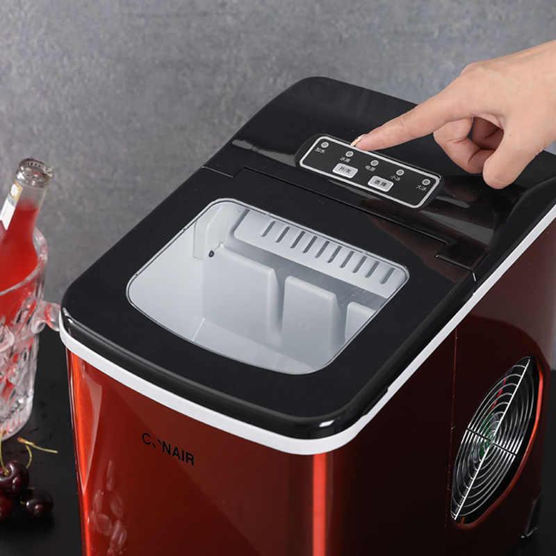 Автоматическая электрическая машина для приготовления льда, портативная пуля, круглый блок, машина для изготовления кубиков льда, маленький бар, кофейня от Youpin