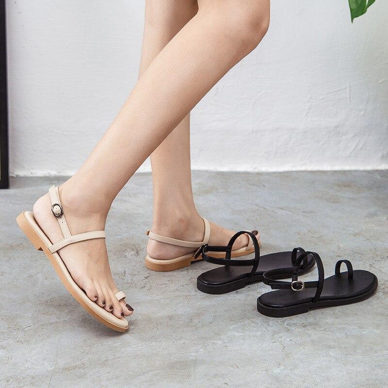 2019 New Design Ladies Sandals Open Toe