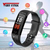 VERYFiTEK Y29 Smart-Armband Heart Rate Monitor Uhr Blutdruck Smart Band Tracker IP68 Wasserdichte Fitness Armband