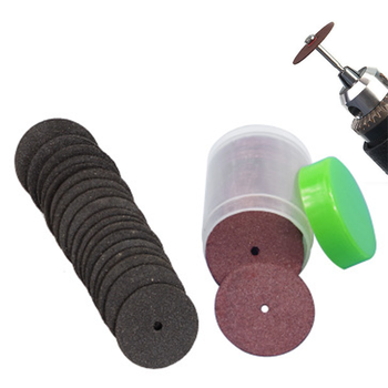 36Pcs Cutting Disc Circular Saw Blade Grinding Wheel For Dremel Rotary Tool Abrasive Sanding Disc Tools tool tool lateralus 2 lp picture disc