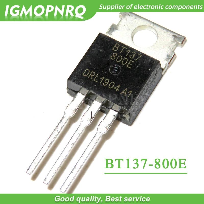 BT137-800 E  Triac 8A 800V
