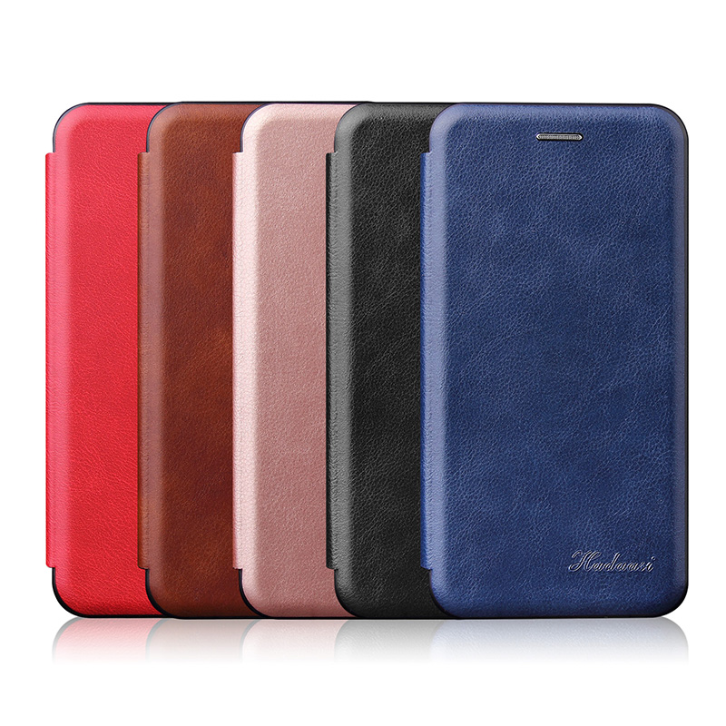 Leather Flip Case For Samsung Galaxy a10 a20 a30 a40 a50 a70 s8 s9 s10 note 10 plus s20 5