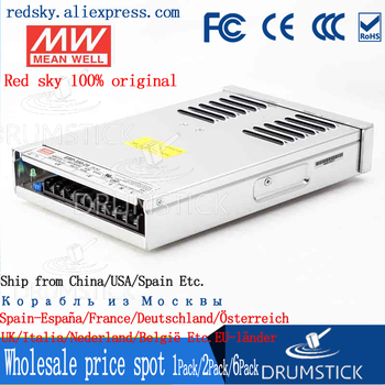 Steady MEAN WELL ERP-350-24 24V 14.6A meanwell ERP-350 24V 350.4W Single Output Switching Power Supply image