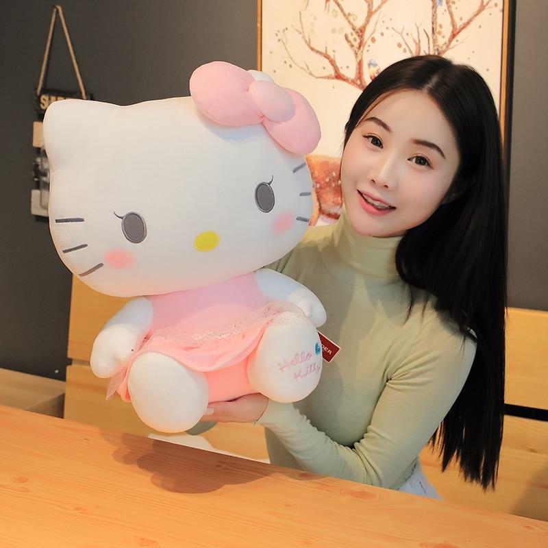Hello Kitty cosplay rabbit plush stuffed toy doll 8/' new soft birthday gift