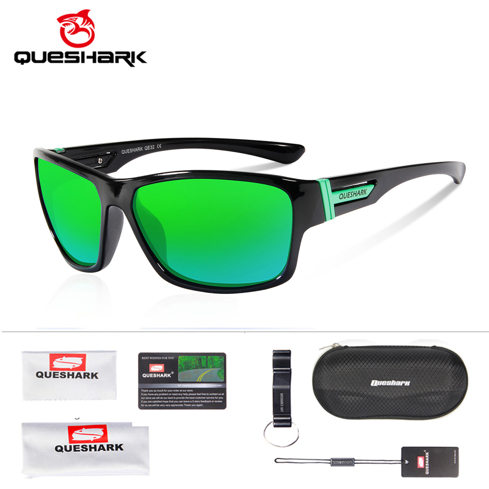 Hd Polarized Sunglasses Men Sport Running Fishing Golfing Driving Glasses Usa