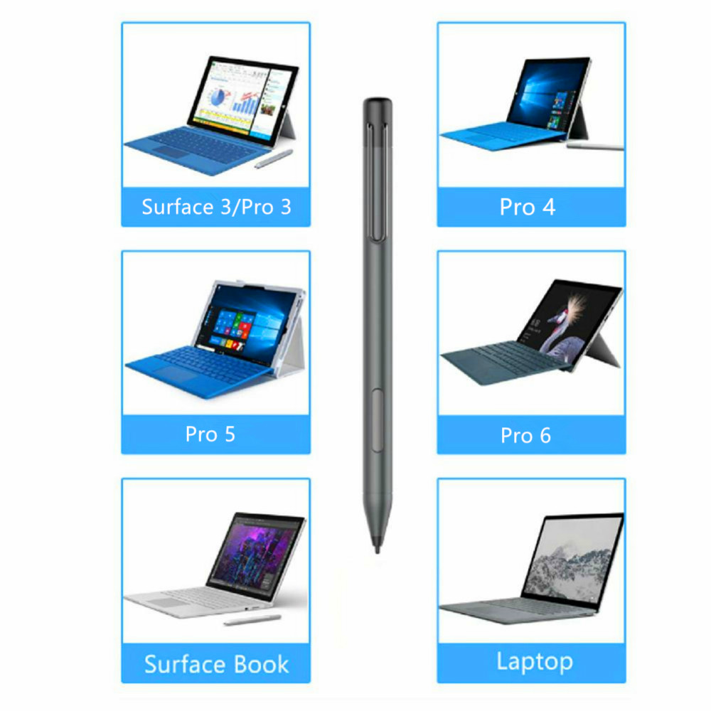 Capacitive Pen Touch Stylus Pen Pencil for Microsoft Surface 3 Pro 3 4 5 Book
