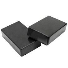 цена на Plastic Waterproof Cover Project Electronic Instrument Case Enclosure Box 100 X 65 X 25MM Black