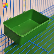 Многофункциональный креативный зеленый поднос для еды parrot