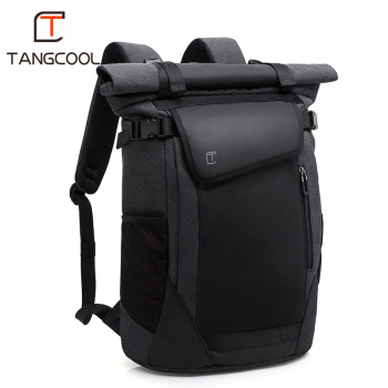 "TANGCOOL Brand New Korean Style Men Fashion Backpacks Unisex Women School Backpack for Cool Boys 15.6"" Laptop Luggage Sports Bag"