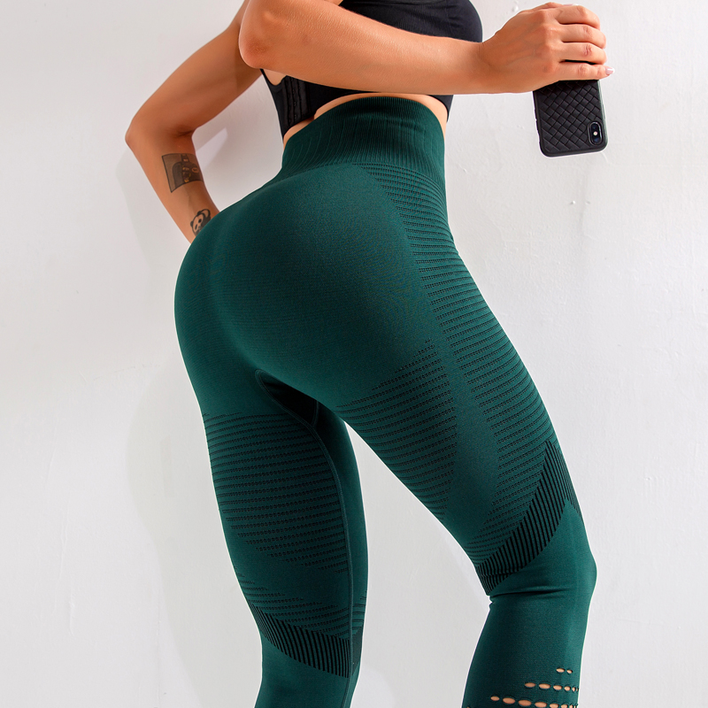 Seamless Energy Tights Workout Running Leggings