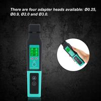 Optical Fiber Identifier Handheld Live Optical Fiber Tracker Detector Identificador Test Tool Wavelength 800 1700nm