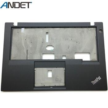 New Original for Lenovo ThinkPad T460S Palmrest Cover Upper Case Keyboard Bezel W/o FPR slot 00UR908 SM10K80819 00UR907