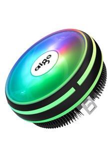 Cooler LED Radiator Cooling-Fan CPU Heat-Sink Compute Rgb 120mm Aigo 4pin PC AMD AM3/AM4